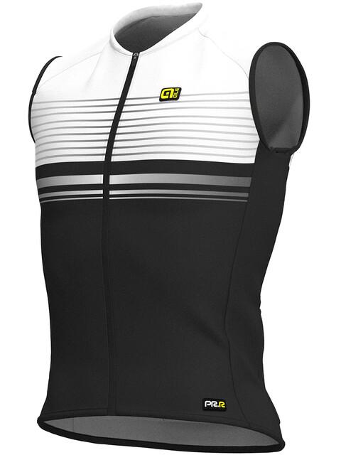Alé Cycling Graphics PRR Slide Bike Jersey Sleeveless Men white/black